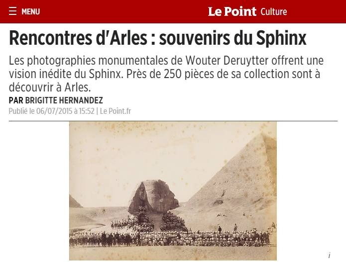2015 ll le point sphinx